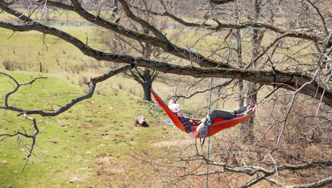 tree hammock for arborist - click here to buy one